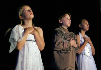 """Our Lady of Fatima School presents """"The Snow Queen"""" from May 20-21, 2017."""