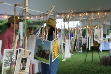 Ambler Farm's second annual Sunset Hoedown on Saturday, June 10, 2017.