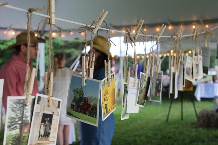 Ambler Farm's second annual Sunset Hoedown on Saturday, June 10, 2017.